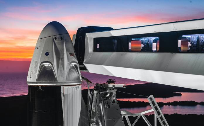 SpaceX Crew Dragon: first 4 private citizens revealed for trip to spaceSpaceX: Elon Musk's Dragon Capsule Returns to Earth after pioneering NASA mission