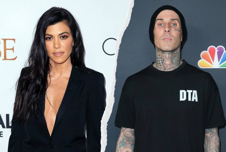 Travis Barker Tags Kourtney Kardashian In NSFW Sex Post On ...