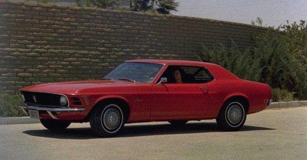 1970 Cars: List of All Cars from 1970