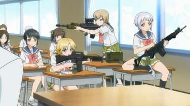 The entertainment site where fans come first. The 15 Best Military Moe Anime About Cute Girls In The Army