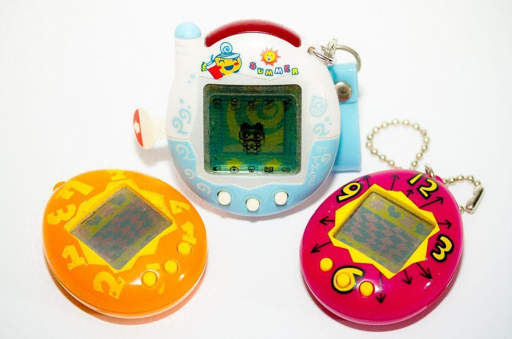 90s Toys   List of Nostalgia Inducing Toys from the 1990s Tamagotchis Virtual Pets is listed  or ranked  4 on the list The Most