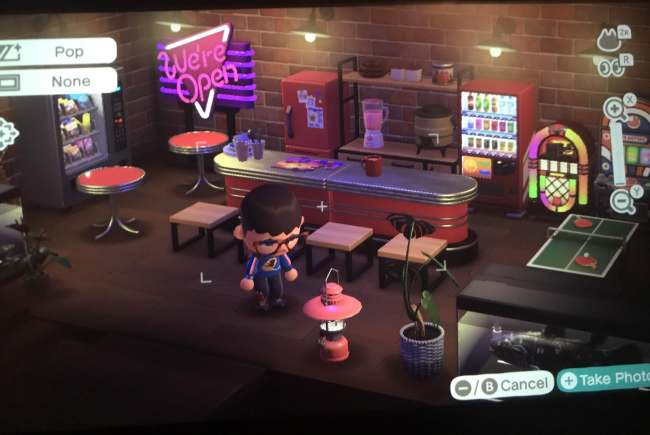 The 50 Coolest 'Animal Crossing' Room Designs We've Seen So on Animal Crossing Living Room Ideas New Horizons  id=60432