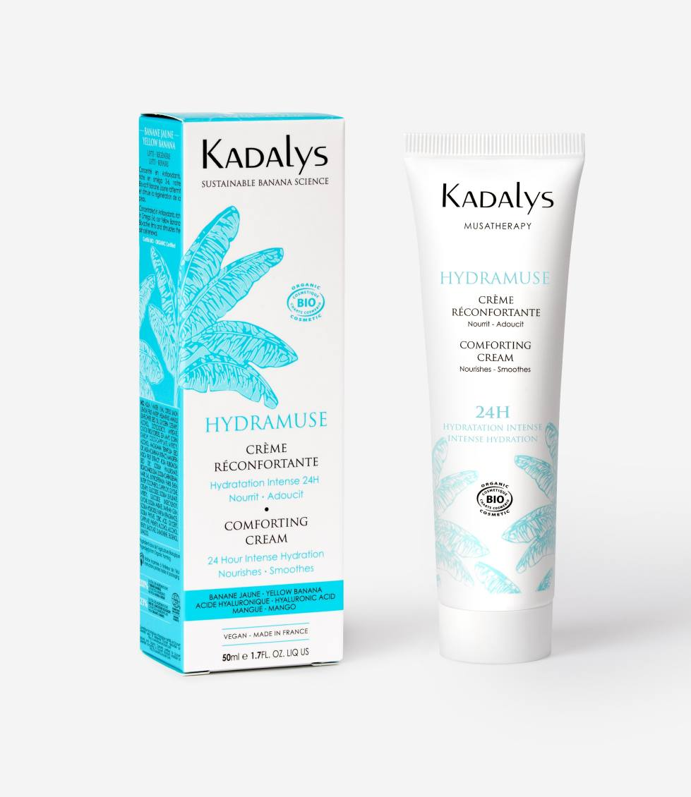The Organic Comforting Cream, which Kadalys launched in the U.S. on Oct. 13.