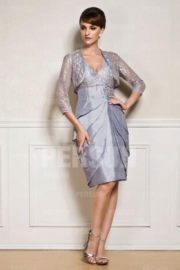 elegantes-alinie-vausschnitt-knielanges-abendkleid-aus-taft