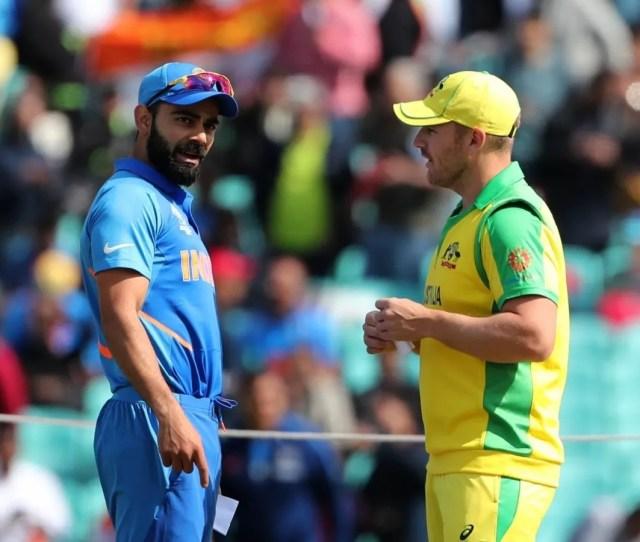 India Vs Australia Australia Tour Of India  Schedule Live