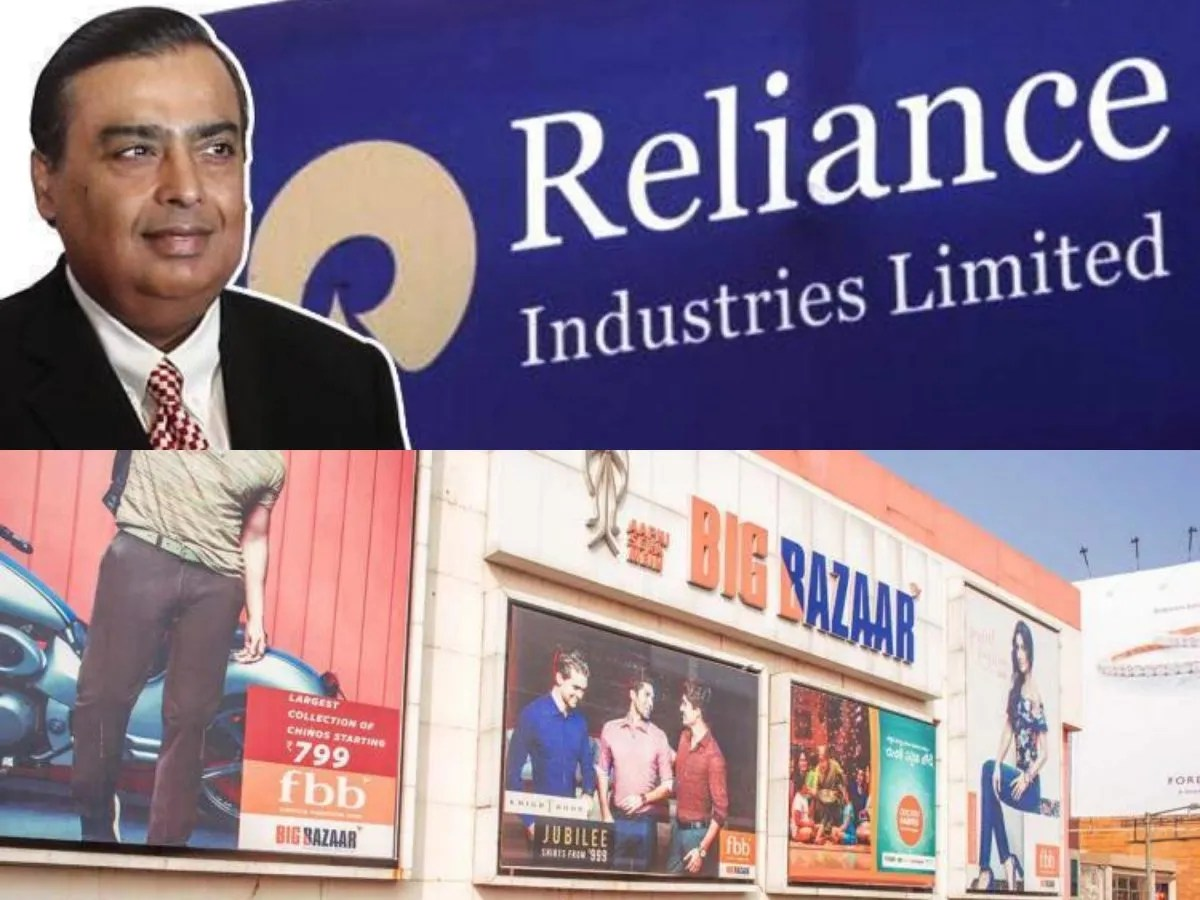 RIL Mukesh Ambani, Future Group   RIL likely to acquire Future Group's retail biz for Rs 27,000 crore: Report   Business News