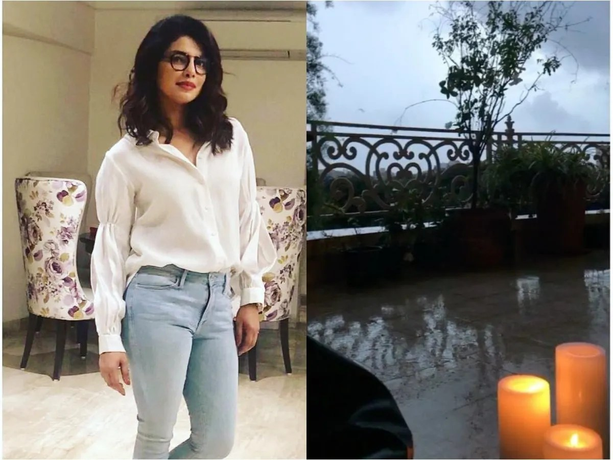 Inside Priyanka Chopra's swanky Mumbai home