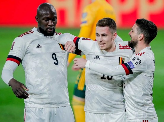 FIFA World Cup Qualifiers  Belgium took revenge on Wales to start the World Cup qualifiers victoriously