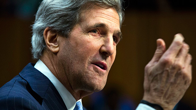 US-Senat bestätigt John Kerry als Außenminister (Bild: EPA)