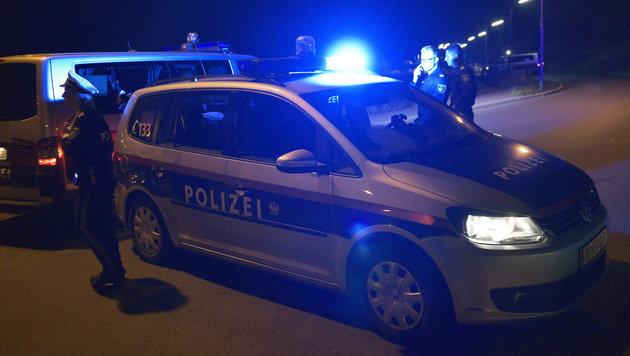 Sieben Verletzte bei Bandenkrieg in Wien (Bild: APA/Hans Punz (Symbolbild))
