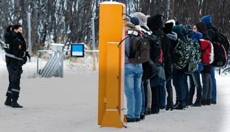 Die norwegische Regierung will ihr Land für Flüchtlinge künftig unattraktiver machen. (Bild: AP)