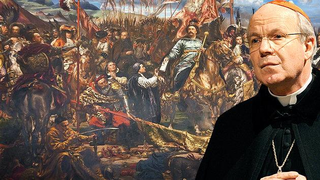 """Kardinal: """"Viele Muslime wollen Eroberung Europas"""" (Bild: Nationalmuseum Krakau, APA/Roland Schlager)"""
