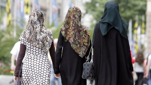 Wien: Jeder 3. Muslim stellt Religion über Gesetze (Bild: dpa/A3750 Andreas Gebert)