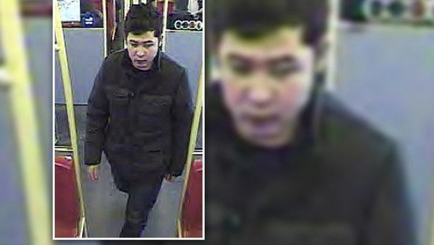 Der mutmaßliche Sextäter flüchtete mit der U-Bahn vom Tatort. (Bild: LPD WIEN)