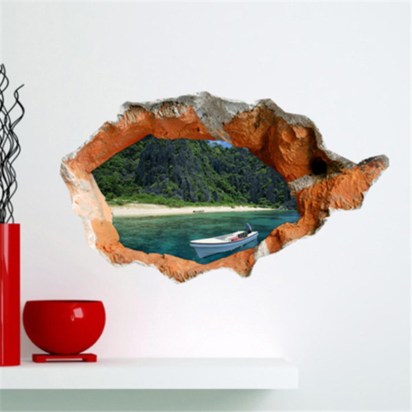 Wall Hole Stickers