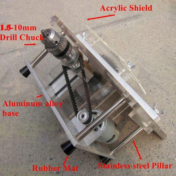 Drill Chuck Rod Extension