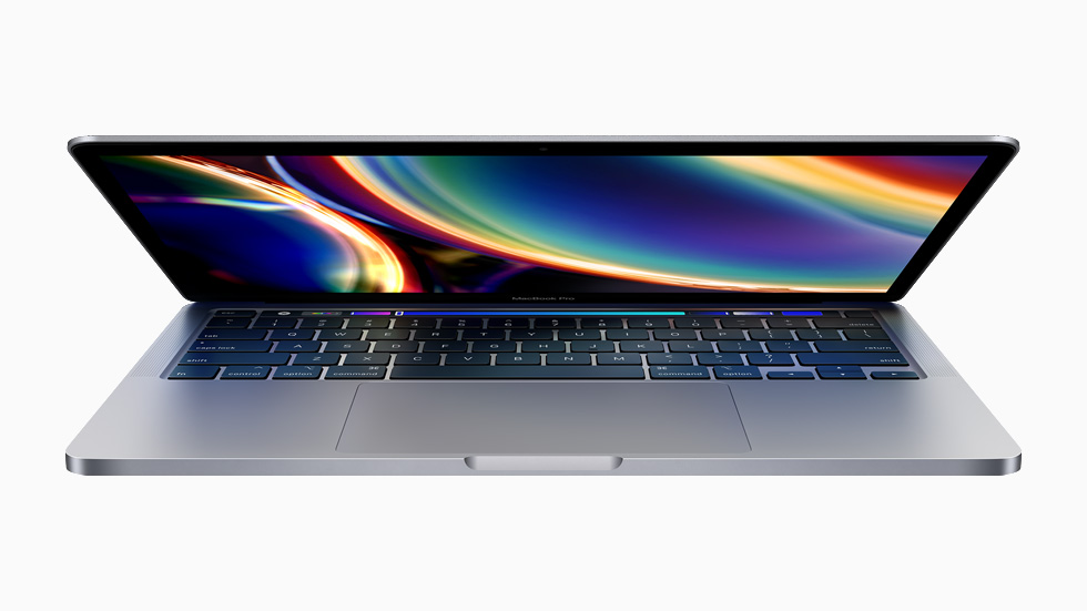 Apple renueva la MacBook Pro de 13 pulgadas con el Magic Keyboard, el doble de almacenamiento y mayor rendimiento
