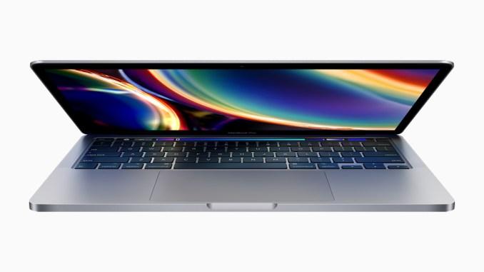 Apple renueva la MacBook Pro de 13 pulgadas con el Magic Keyboard, el doble de almacenamiento y mayor rendimiento