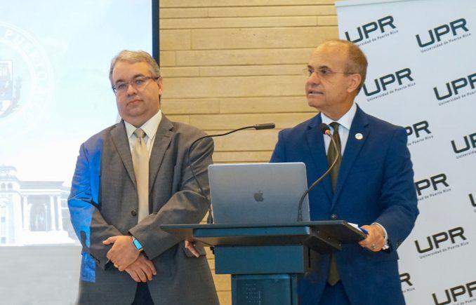 Presidente de la UPR rechaza la quiebra para la institución