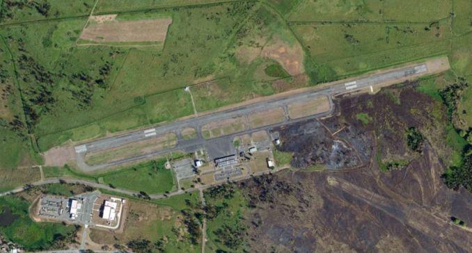 Anuncian comienzo de trabajos en la pista del aeropuerto de Mayagüez