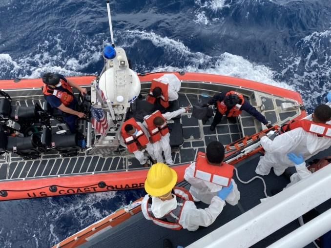 Guardia Costera reabre los puertos en San Juan e Islas Vírgenes