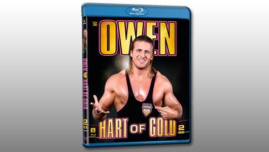 watch owen hart of gold dvd