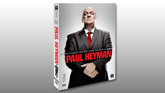 ladies and gentlemen my name is paul heyman