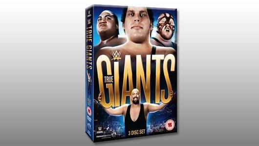 watch wwe true giants full dvd
