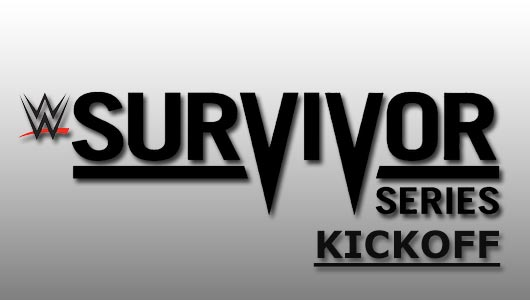 watch wwe survivor series 2015 kickoff