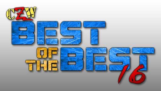 watch czw best of the best 16