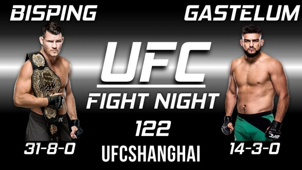 UFC Fight Night 122 - Bisping vs. Gastelum