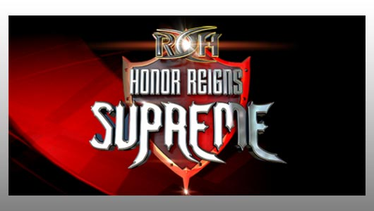 watch roh honor reigns supreme 2020