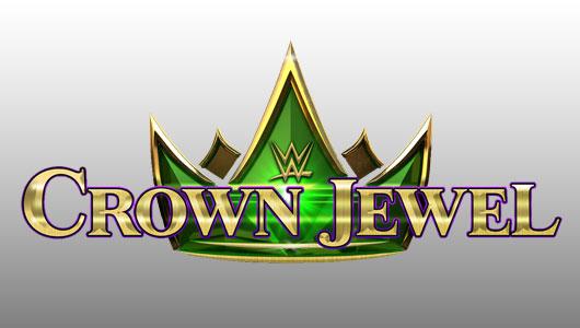 watch wwe crown jewel 2019