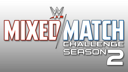 watch wwe mixed match challenge 11/6/2018