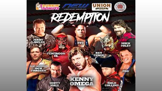 watch northeast wrestling: redemption 2018