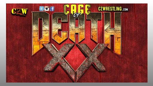 Watch CZW Cage of Death 20 Full Show Replay Online Free