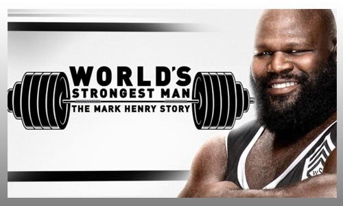 watch wwe network specials: the mark henry story