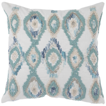 blue ikat pillow cover hobby lobby 1997394