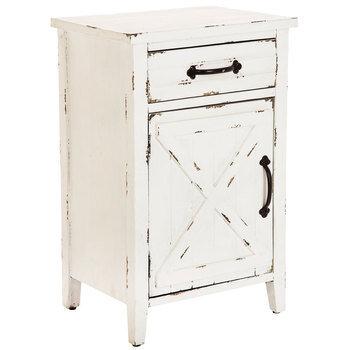 distressed white barn door cabinet hobby lobby 1537760