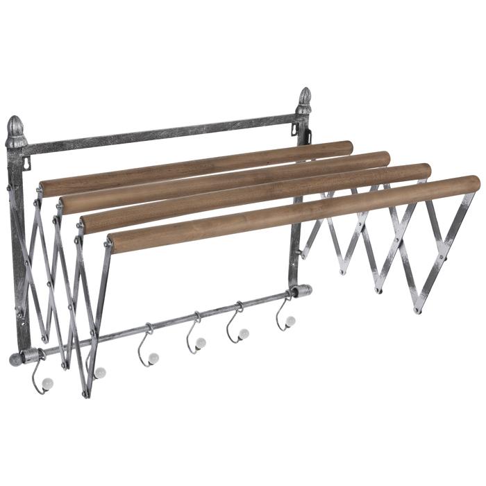 galvanized metal wall rack hobby lobby 1302165