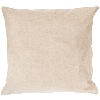 natural canvas pillow cover 16 x 16