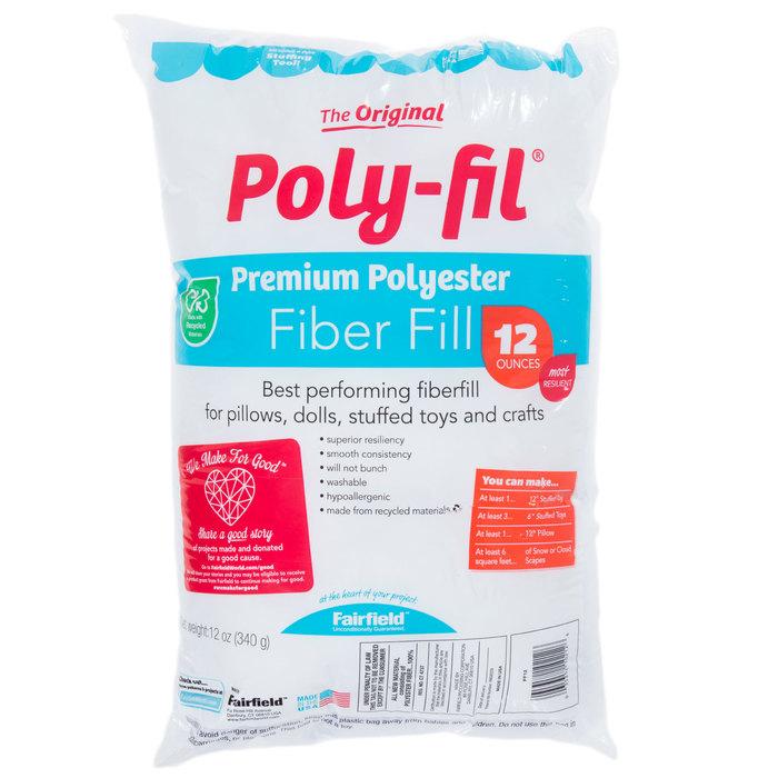premium polyester fiberfill 12 ounce hobby lobby 609362
