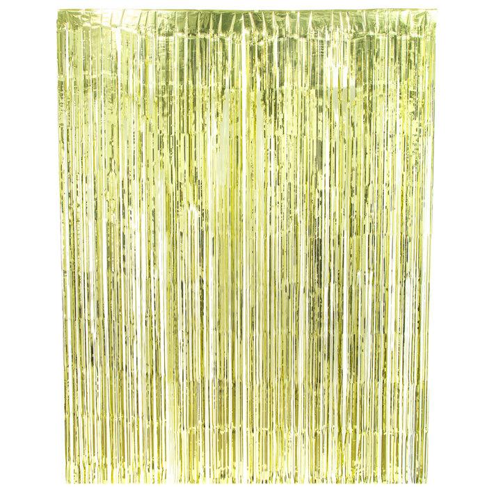 gold mylar curtain hobby lobby 1456995