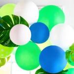 Dinosaur Party Balloon Garland Party Hobby Lobby