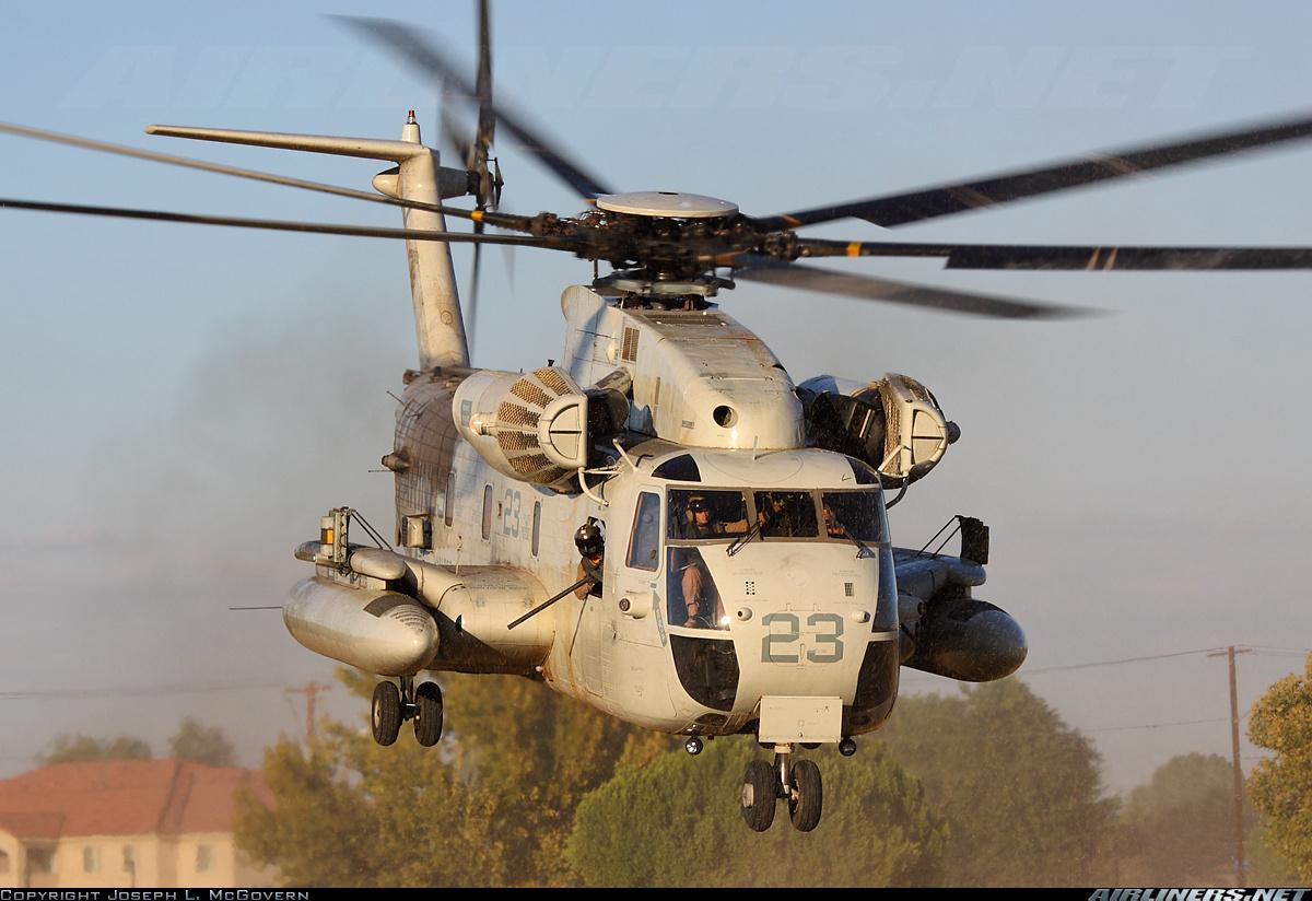 Sikorsky CH-53D Sea Stallion (S-65A)