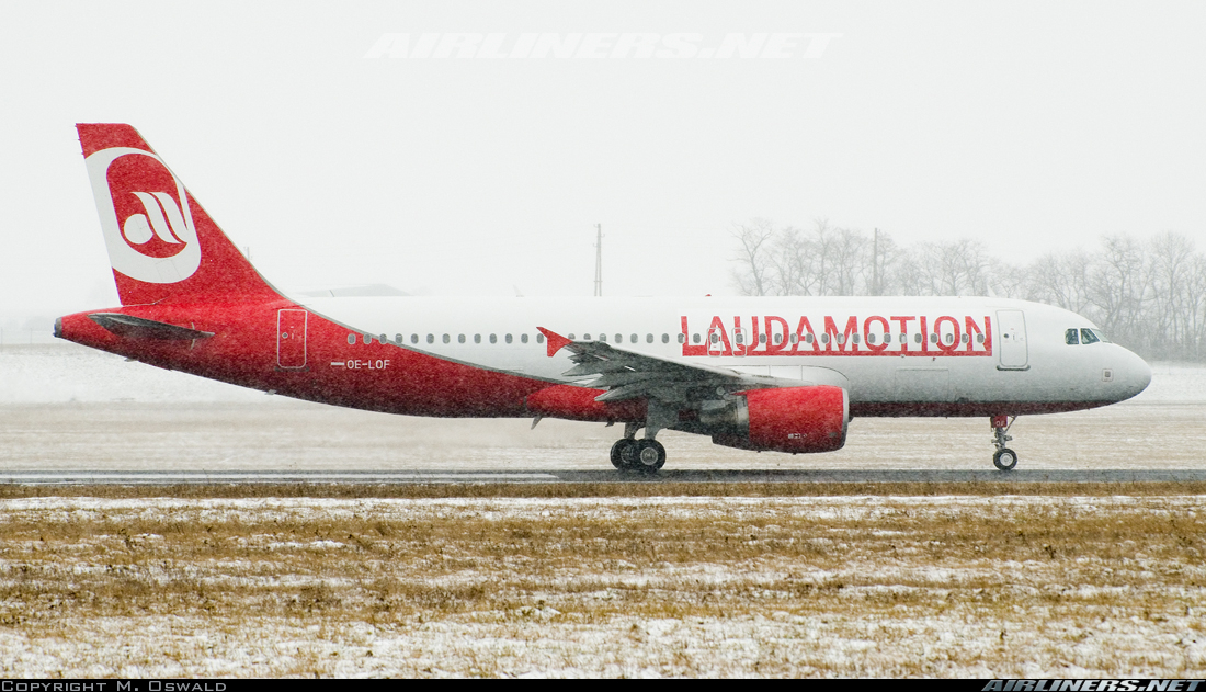 Airbus A320214 LaudaMotion Aviation Photo 4905563