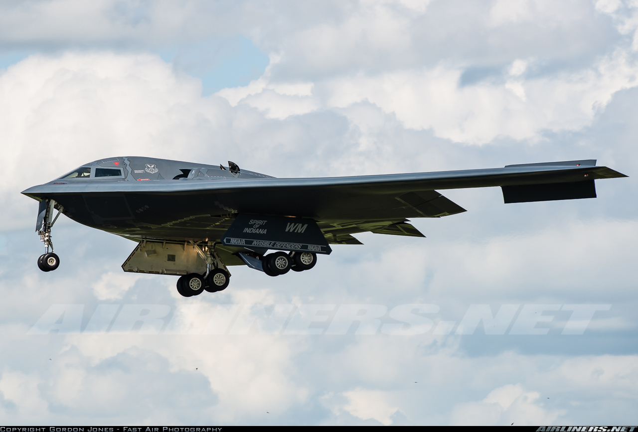 Northrop Grumman B-2A Spirit - USA - Air Force | Aviation ...