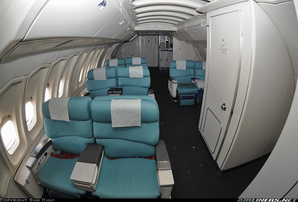 Boeing 747 4b5 Bcf Korean Air Cargo Aviation Photo