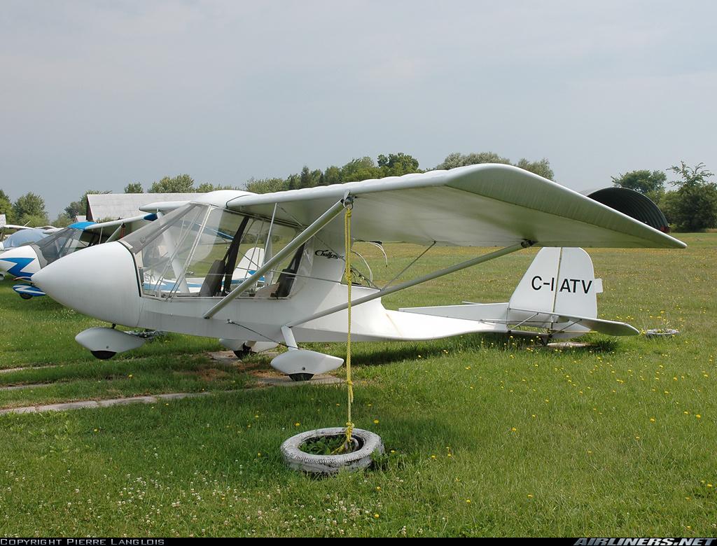 Quad City Challenger II/A - Untitled | Aviation Photo ...