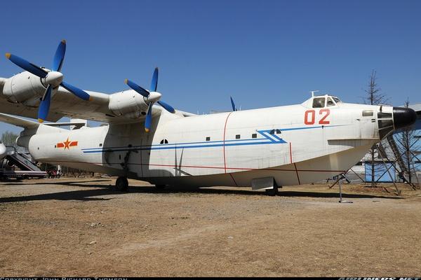 Harbin SH-5 - China - Navy | Aviation Photo #2177060 ...